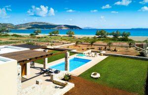 Μελέτη | Ξενοδοχειακό συγκρότημα ισόγειων κατοικιών στην Κρήτη
